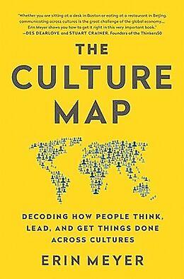 Kartonierter Einband The Culture Map von Erin Meyer