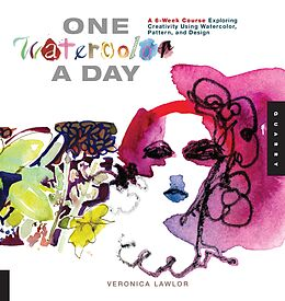E-Book (pdf) One Watercolor a Day von Veronica Lawlor