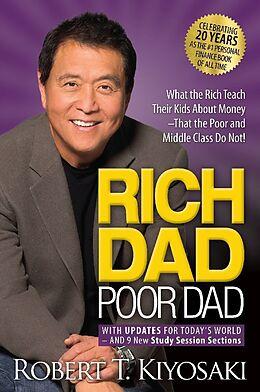 Kartonierter Einband Rich Dad Poor Dad von Robert T. Kiyosaki