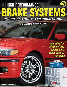 E-Book (epub) High-Performance Brake Systems von James Walker