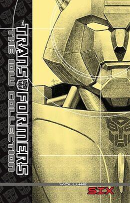Fester Einband Transformers: The IDW Collection Volume 6 von Mike Costa, Zander Cannon, Nick Roche