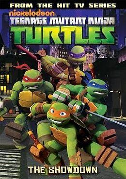 Kartonierter Einband Teenage Mutant Ninja Turtles Animated Volume 3: The Showdown von Joshua Sternin, J.R. Ventimilia, Justin Eisinger