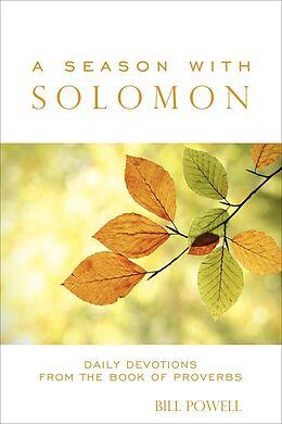 E-Book (epub) A Season with Solomon von Bill Powell