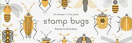 Article non livre Stamp Bugs von Barbara Dziadosz