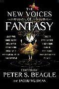 Broschiert The New Voices of Fantasy von Eugene; Bolander, Brooke; Et al Fisher