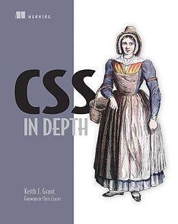 Kartonierter Einband CSS in Depth von Keith J. Grant