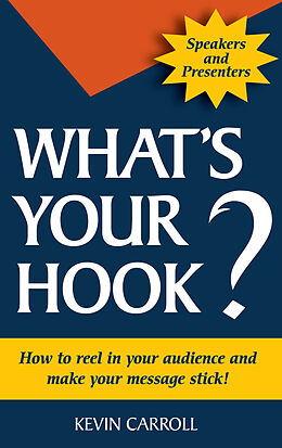 E-Book (epub) What's Your Hook? von Kevin Carroll