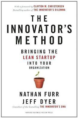 Fester Einband Innovator's Method von Nathan Furr, Jeff Dyer