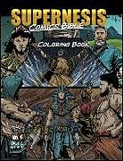 Kartonierter Einband Supernesis Comics Bible: Coloring Book von Javier H. Ortiz