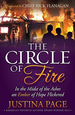 E-Book (epub) The Circle of Fire von Justina Page