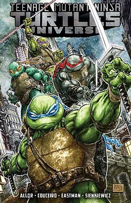 Broschiert Teenage Mutant Ninja Turtles Universe von Kevin Eastman