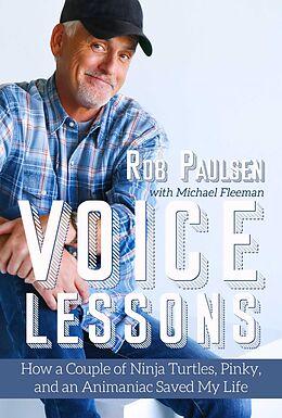 E-Book (epub) Voice Lessons von Rob Paulsen