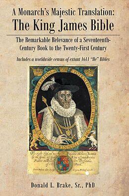 E-Book (epub) The Legacy Of A Monarch's Majestic Translation von Donald L. Brake