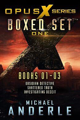 E-Book (epub) Opus X Series Boxed Set One von Michael Anderle
