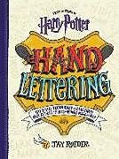 Kartonierter Einband Harry Potter Hand Lettering von Jay Roeder