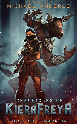 E-Book (epub) Warrior von Michael Anderle