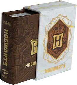 Fester Einband Harry Potter: Hogwarts School of Witchcraft and Wizardry (Tiny Book) von Jody Revenson