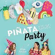 Fester Einband Pinata Party von Kitiya Palaskas