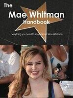 E-Book (pdf) Mae Whitman Handbook - Everything you need to know about Mae Whitman von Emily Smith