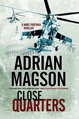 E-Book (epub) Close Quarters von Adrian Magson