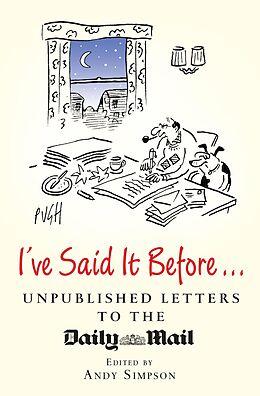 E-Book (epub) I've Said it Before... von Andy Simpson