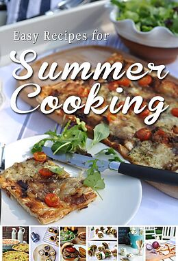 E-Book (epub) Easy Recipes for Summer Cooking von Donal Skehan, Rosanne Hewitt-Cromwell, Sheila Kiely