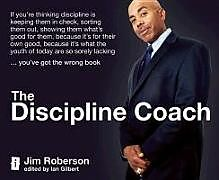 Kartonierter Einband The Discipline Coach von Jim Roberson