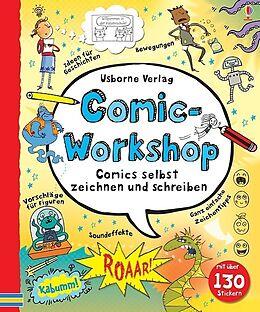 Fester Einband Comic-Workshop von Louie Stowell