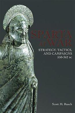 E-Book (epub) Sparta At War von Scott M. Rusch
