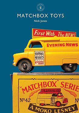 E-Book (epub) Matchbox Toys von Nick Jones