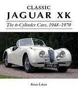 Fester Einband Classic Jaguar XK von Brian Laban