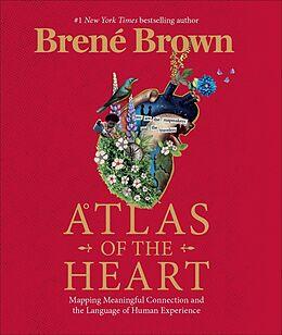 Fester Einband Atlas of the Heart von Brené Brown