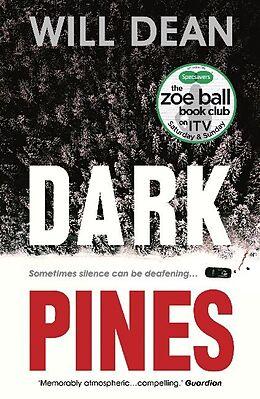 Kartonierter Einband Dark Pines von Will Dean
