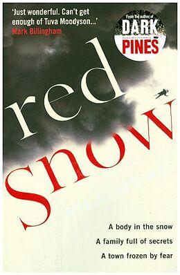 Kartonierter Einband Red Snow von Will Dean