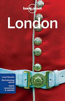 Kartonierter Einband Lonely Planet London von Damian Harper, Peter Dragicevich, Steve Fallon