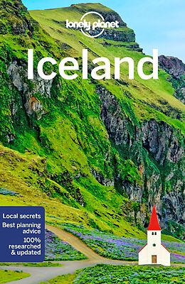 Couverture cartonnée Lonely Planet Iceland de Alexis Averbuck, Carolyn Bain, Jade Bremner