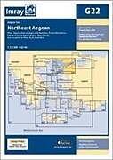 gefaltete (Land)Karte Imray Chart G22 von Imray Laurie Norie & Wilson Ltd