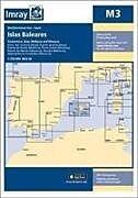gefaltete (Land)Karte Imray Chart M3 von Imray Laurie Norie & Wilson Ltd