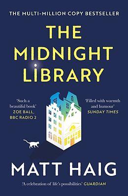 Kartonierter Einband The Midnight Library von Matt Haig