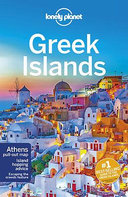 Kartonierter Einband Lonely Planet Greek Islands von Simon Richmond, Kate Armstrong, Stuart Butler