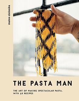 Livre Relié The Pasta Man de Mateo Zielonka