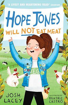 E-Book (epub) Hope Jones Will Not Eat Meat von Josh Lacey