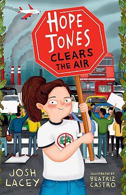 E-Book (epub) Hope Jones Clears the Air von Josh Lacey