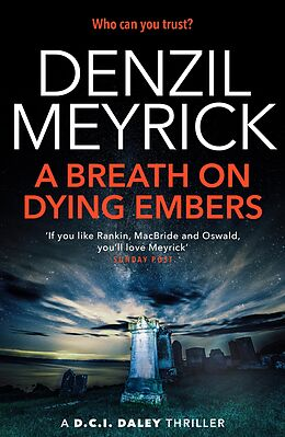 E-Book (epub) A Breath on Dying Embers von Denzil Meyrick