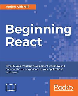 E-Book (epub) Beginning React von Andrea Chiarelli