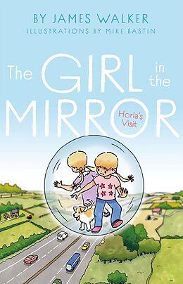 E-Book (epub) Girl in the Mirror von James Walker