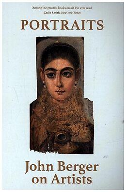 Kartonierter Einband Portraits von John Berger