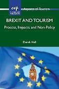 Kartonierter Einband Brexit and Tourism von Derek Hall