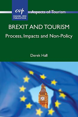 E-Book (epub) Brexit and Tourism von Derek Hall