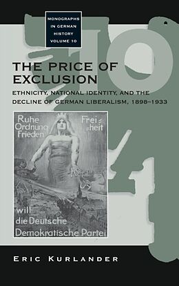 Fester Einband Price of Exclusion von Eric Kurlander